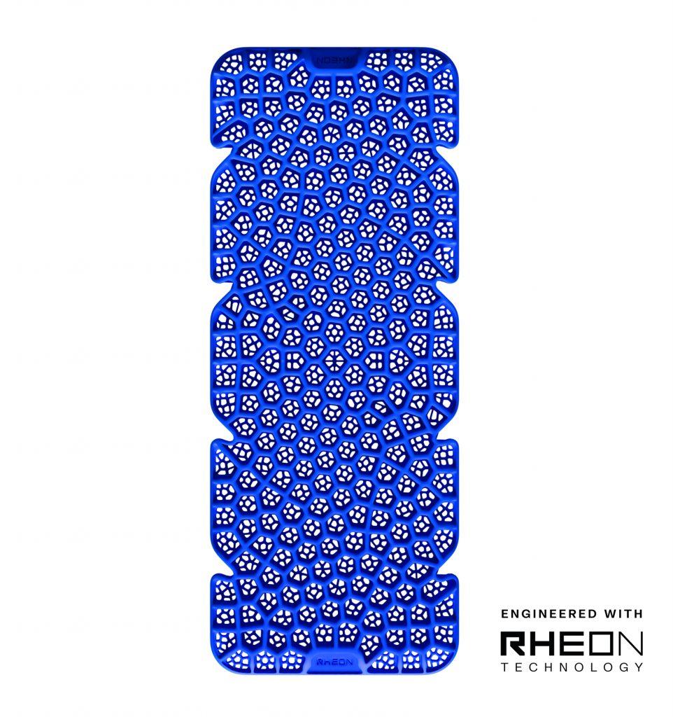 RHEON SET // 001 Level 1 Back Protector